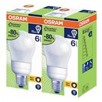 Picture of Osram Dulux Value Classic A 15W E27 2er-Pack