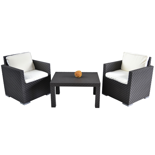 thomas philipps onlineshop lounge auflagen set 4er elfenbein. Black Bedroom Furniture Sets. Home Design Ideas