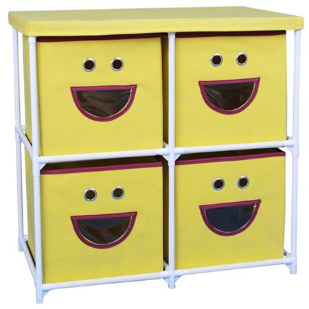 thomas philipps onlineshop stoffkommode smiley mit 4. Black Bedroom Furniture Sets. Home Design Ideas