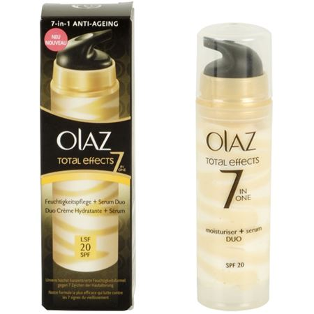 Bild von OLAZ Total Effects 7 in 1 Anti-Ageing LSF 20