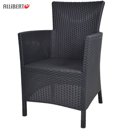Allibert Utah Dining Chair Graphit