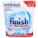 Bild von Finish Powerball All in 1 Tabs Power&Pure 50er