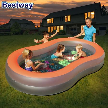 thomas philipps onlineshop bestway family pool doodle glow. Black Bedroom Furniture Sets. Home Design Ideas