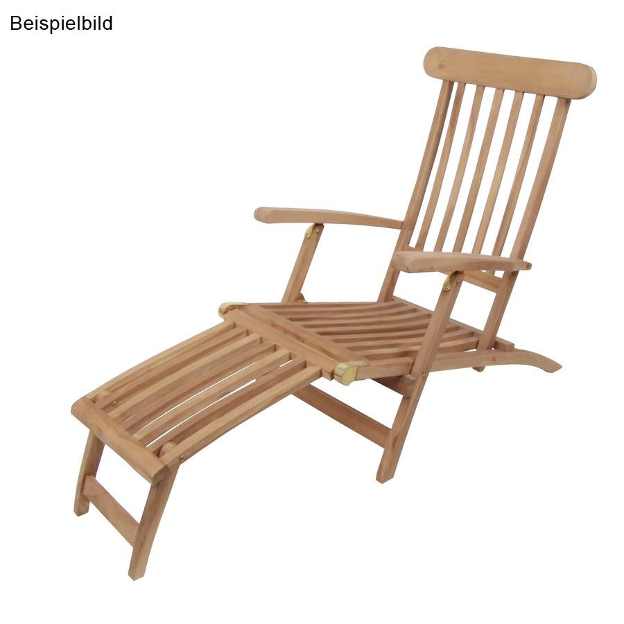 thomas philipps onlineshop teak deckchair. Black Bedroom Furniture Sets. Home Design Ideas