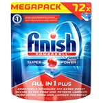 Bild von Finish Powerball All in 1 Plus 72er