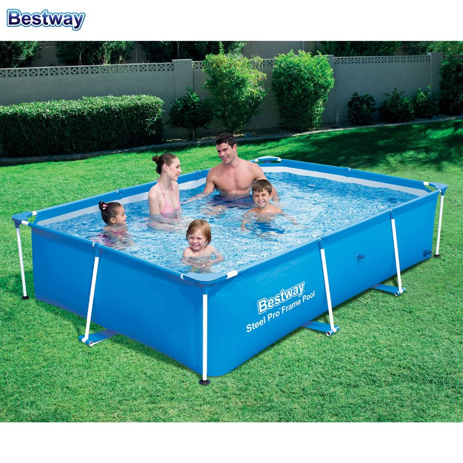 thomas philipps onlineshop bestway steel pro pool. Black Bedroom Furniture Sets. Home Design Ideas