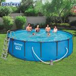 Bild von Bestway #56438 Steel Pro MAX Pool-Set 457x122cm