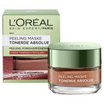 Bild von L'Oreal Paris Skin Expert Peeling Maske Tonerde Absolue 50ml