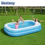 Bild von Bestway #54006 Family Pool Blue 262x175x51cm